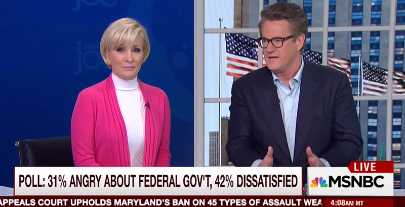 """MSNBC's TV-Host: """"Our Job"""" Is to """"Control Exactly What People Think"""" (Video)"""