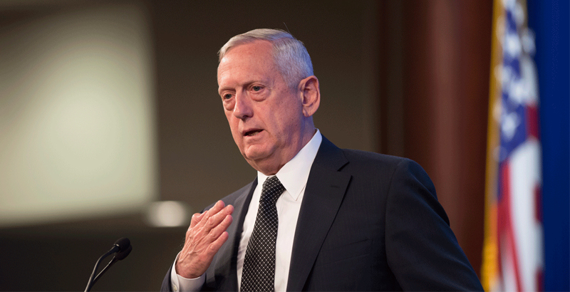 Pentagon to NATO: 'We Want Everyone to Pay Their Fair Share'