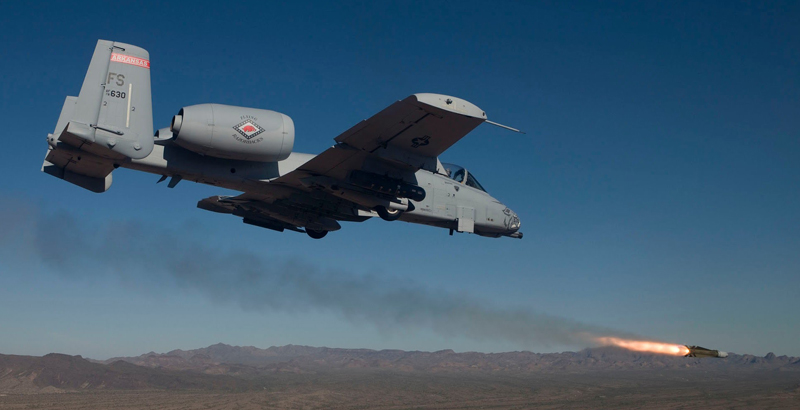 Pentagon Confirms Usage of Projectiles with Depleted Uranium in Syria