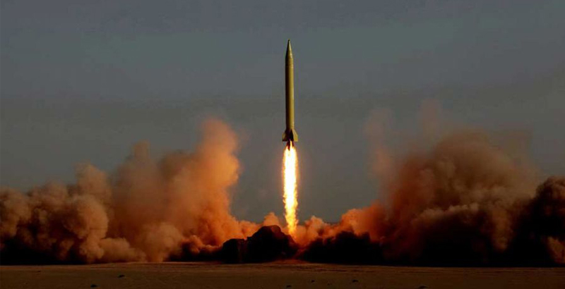 Iran Confirms Conducting Ballistic Missile Tests