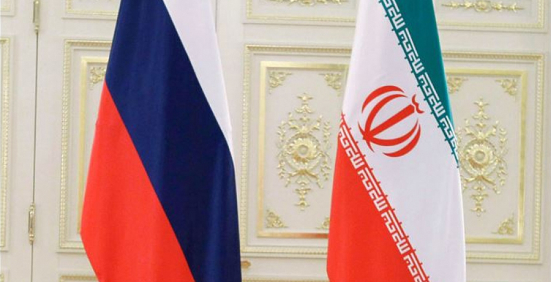 Iran Developing Economic Cooperation with Russia