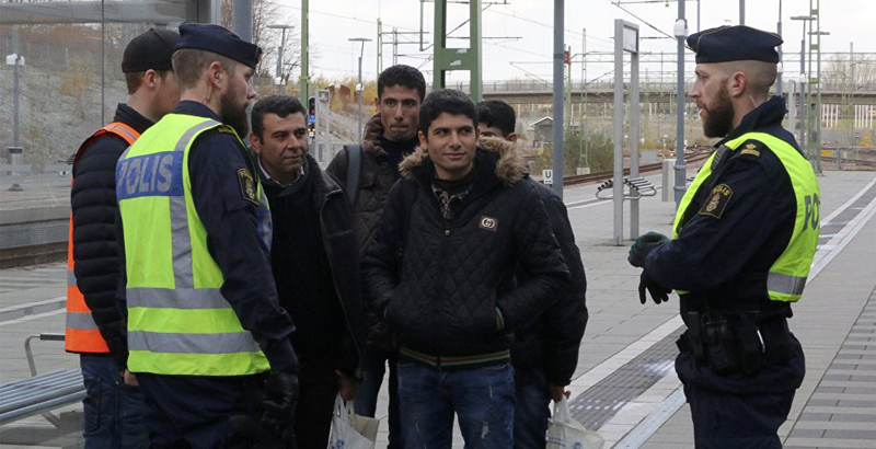 'Anyone with Eyes' Can See Migrants 'Fiercely Overrepresented' in Criminal Cases – Swedish Criminology Professor