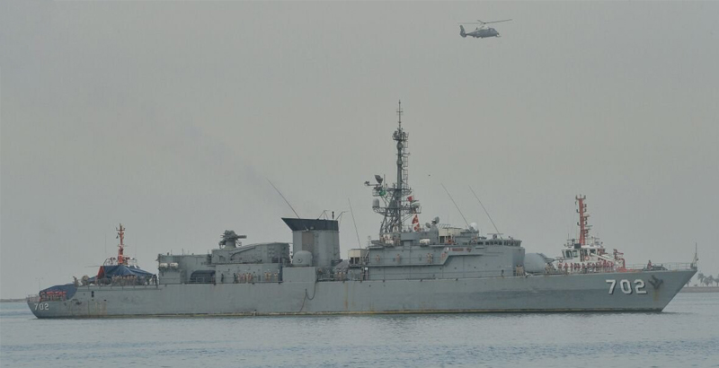 Saudi Frigate in Red Sea Was Attacked by Remote-Controlled Explosible Motor Boat