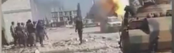 A screenshot from the video