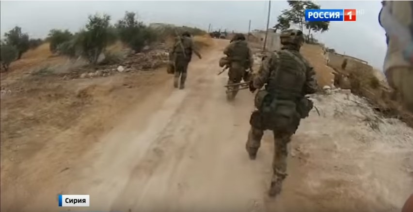 Russian Special Forces Play Crucial Role In Eliminating Terrorist Targets In Syria