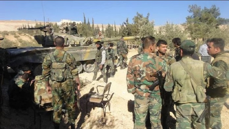 Syrian Army Takes Control Of 3 Villages, Cuts Off Turkish Forces From Central Syria