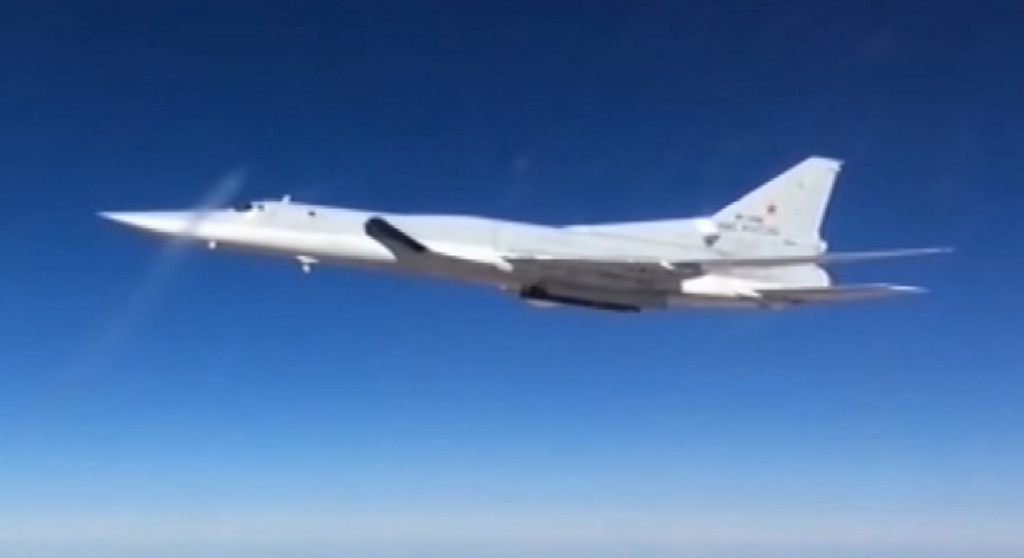 Russian Tu-22M3 Long-Range Bombers Deliver More Strikes Against ISIS Targets In Deir Ezzor (Video)