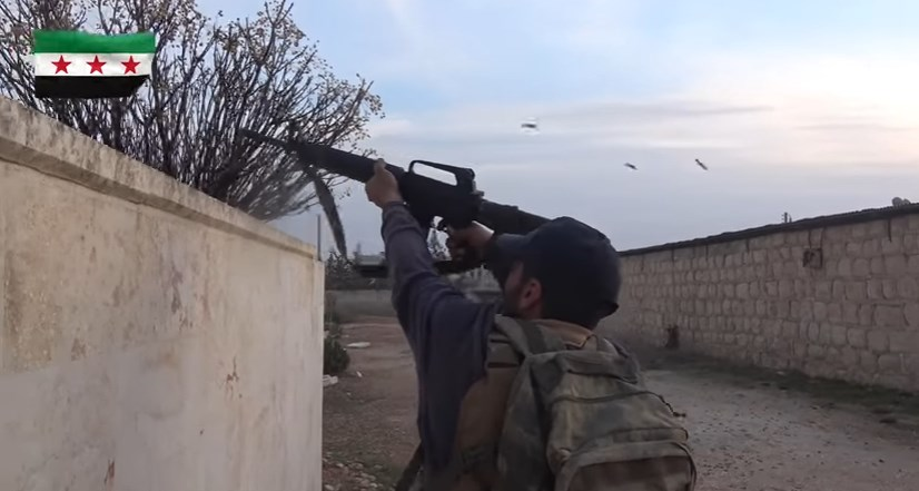 Tukish Special Forces' Snipers In Area Of Al-Bab - Photos