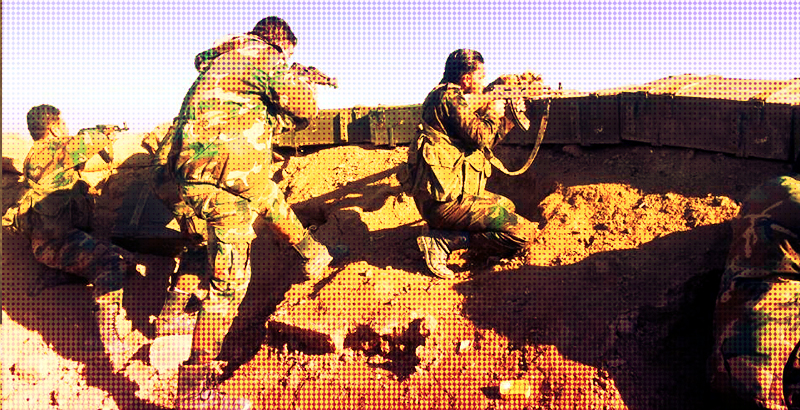 Syrian Armed Forces Launch New Series of Counterterrorism Operation in Hama & Idlib