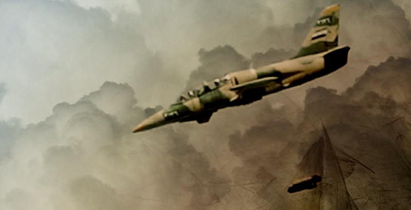 2 ISIS Top Commanders Killed in Airstrikes of Syrian Air Force in Deir ez-Zor