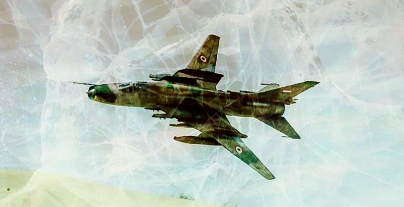 Syrian Air Force's Airstrike Kills ISIS Field Commander