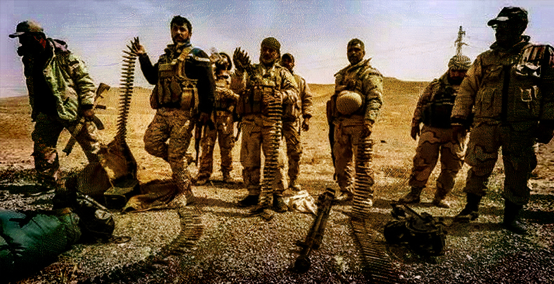 Syrian Army Preparing for Large-Scale Offensive against ISIS in Deir ez-Zor