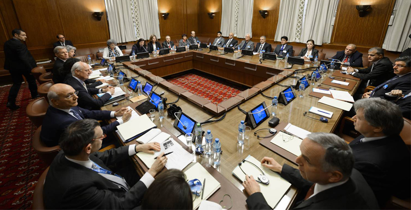 New Round of Syrian Talks Started in Geneva Thanks to Astana Progress