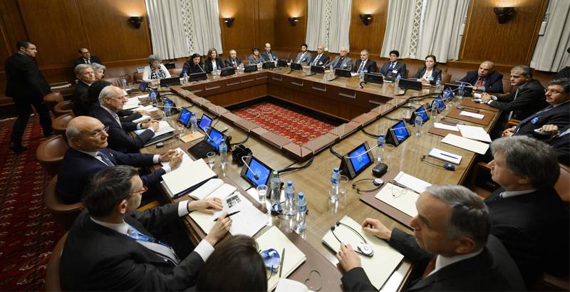 New Round of Syrian Talks Started in Geneva Thanks to Astana Progress