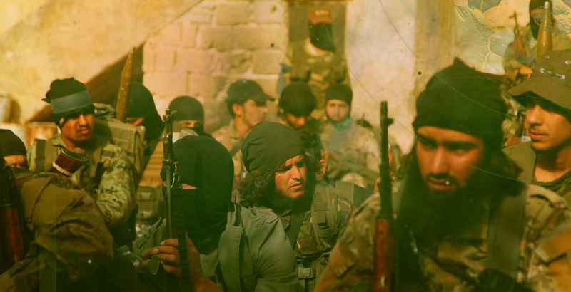 Jund al-Aqsa Joins to ISIS, Captures 17 Populated Localities in Hama & Idlib