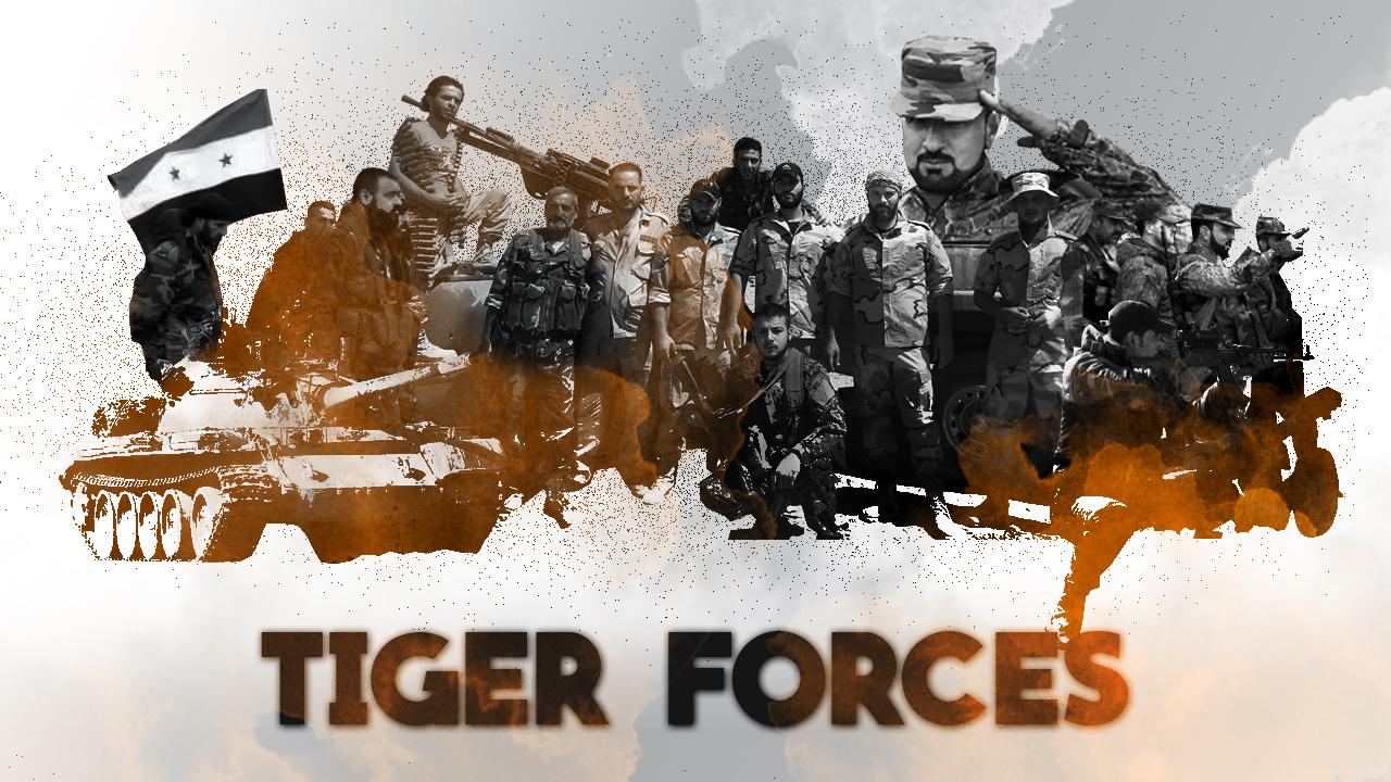 Syrian Military Renames Tiger Forces To 25th Special Forces Division
