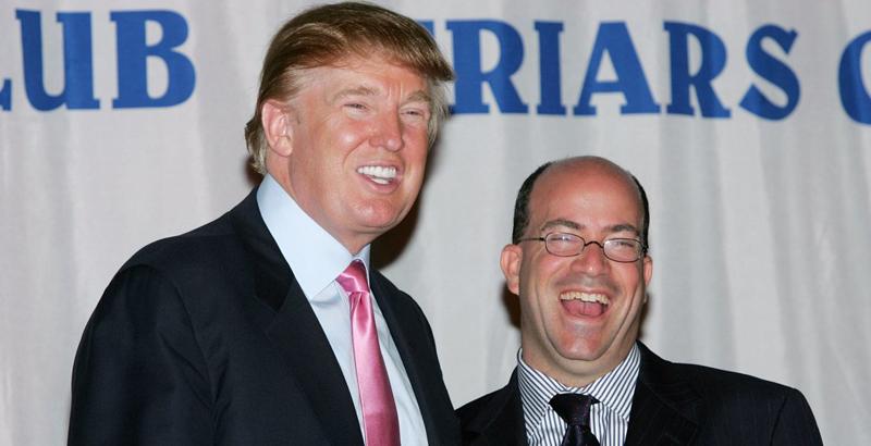 CNN Chief: Antagonism toward Trump 'Boosting Morale' of Network Employees