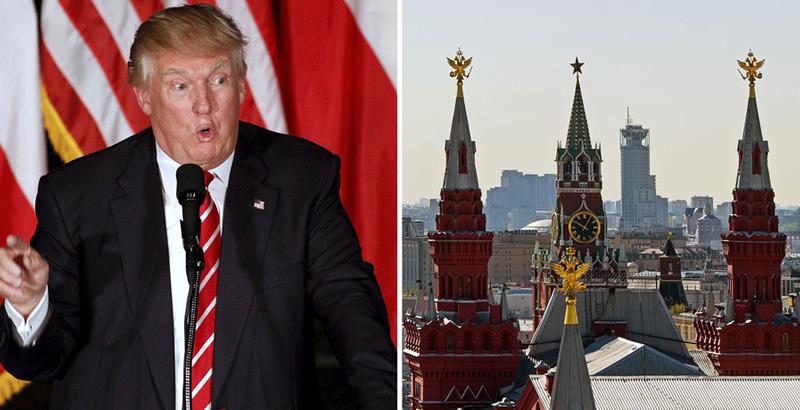 Breaking News: Trump Coordinates His Efforts to Discredit Mainstream Media with Kremlin