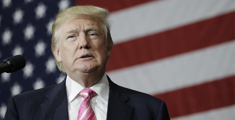 Donald Trump Announces Upcoming Growth of US Nuclear Arsenal