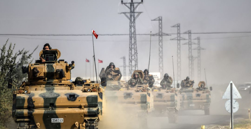 Turkish Army to Avoid Participating in Raqqa Offensive Because It Not Ready for Full-Scale Confrontation with Syrian Kurds