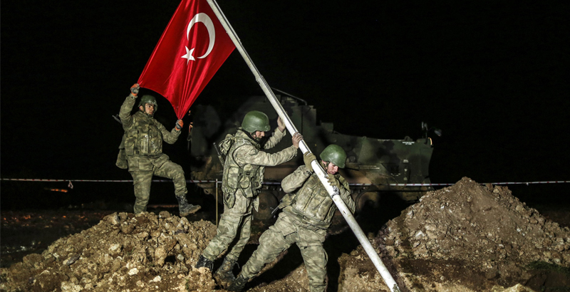 There Is Possibility of Direct Military Confrontation between Syria & Turkey - Syrian Minister
