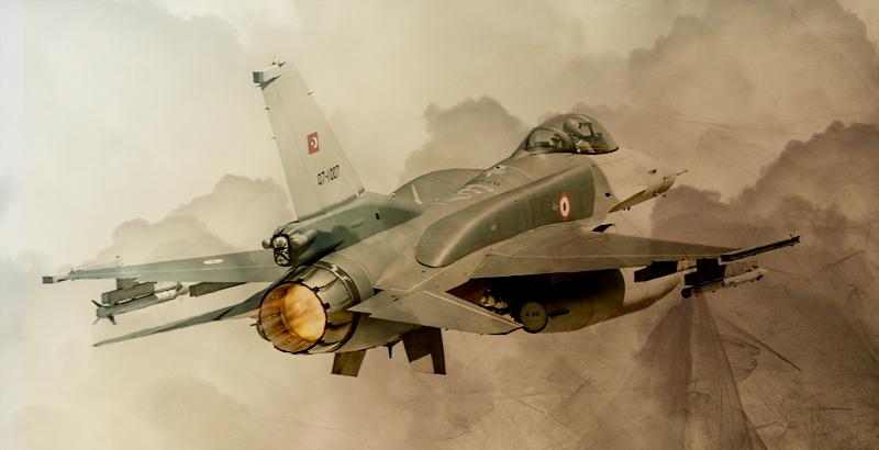 Turkish Airstrike on al-Bab Kills 25 Civilians