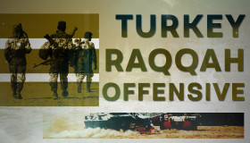 Turkey Raqqah Offensive