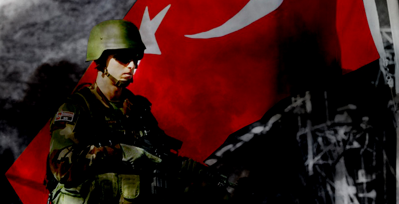 Turkish Army Suffers More Casualties In Al-Bab