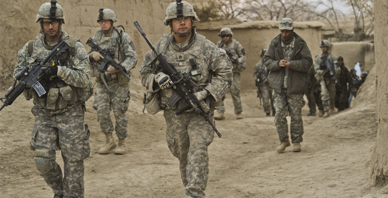 Commander of US Forces in Afghanistan Says Several Thousands of US & NATO Soldiers Needed to Be Dispatched to Country