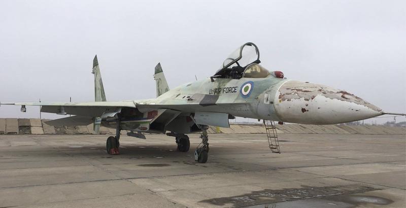 US Company Offers for Sale Warplanes of Uzbek Air Force