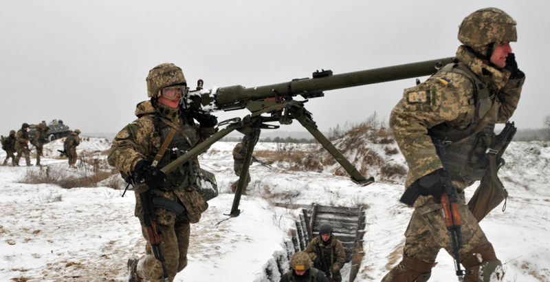 Ukrainian Army Plans New Offensive on Donbass?