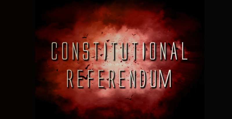 constitutional referendum(1)