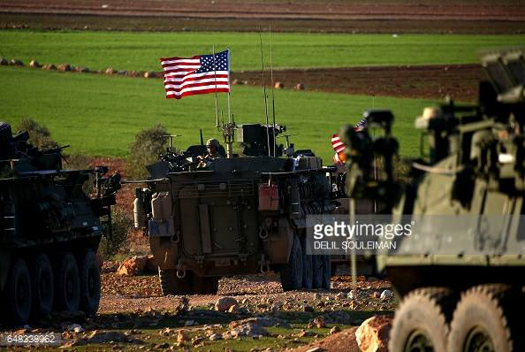 US Special Forces Deployed Lots Of Armored Vehicles In Manbij Countryside - Photo Report
