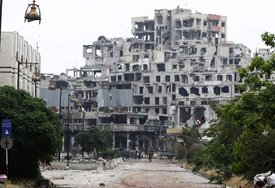 Militants To Surrender Last Bastion In Homs City - Report