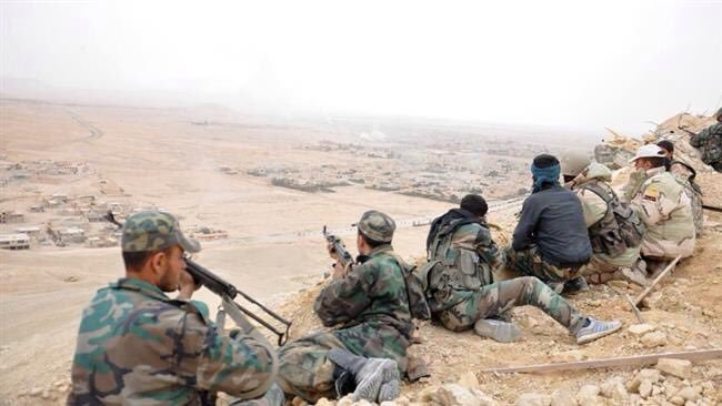 Govt Troops Take Control Of Power Station South Of Palmyra