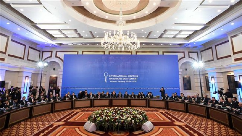"""Majority Of Syrian """"Opposition Groups"""" Refused To Attend Astana Talks"""