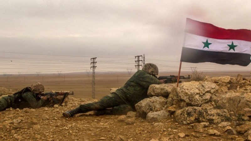 Government Forces Retake Umm al-Mara And Sous Hill Besieging ISIS-held Deir Hafer From 3 Sides - Reports