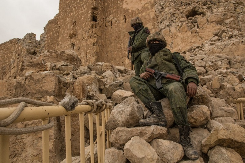 US-Backed Militants Attempted To Attack Palmyra From Al-Tanf