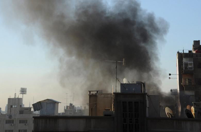 Suicide Bomber Blew Himself Up In Damascus. Casualties Reported