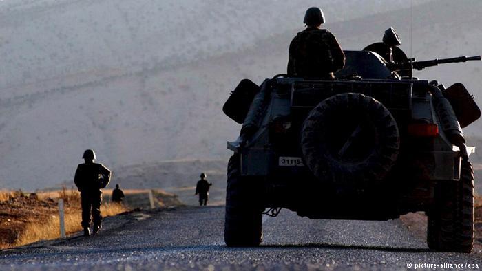 2 Soldiers Were Killed, 3 Others Injured In Alleged PKK Attack In Southeastern Turkey
