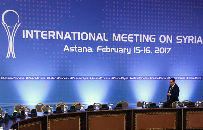 """Syrian Opposition"" Ingored Astana Talks After Erdogan's Failure In Talks With Putin"