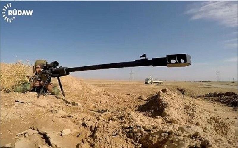 Rojava Peshmerga Clash With Yazidi Militia In Iraq's Shingal. Detailed Overview