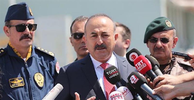 Comments Of Turkish Foreign Minister As Demonstration Of Real Turkish Stance Towards Conflict