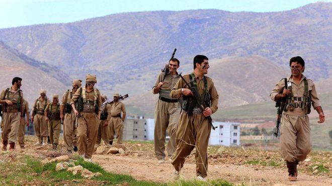 Kurdish Militants Attacked IRGC Headquarters In Western Iran, Killed Two Servicemen -Reports