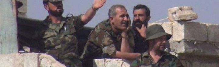Suheil al-Hassan, Commander Of The Syrian Army's Tiger Forces