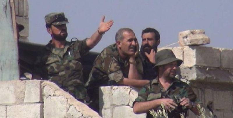 Government Forces Capture Al-Qusayr Village And Train Station South Of Deir Hafer