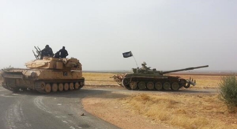Joint Militant Forces Launched Advance On Suran In Nourthern Hama. Car Bombs Reported