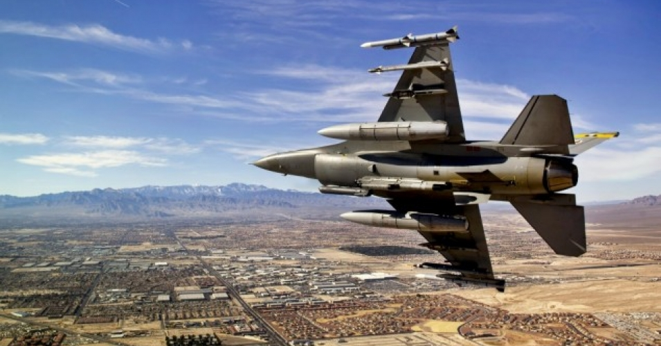 US-led Coalition Air Force Bombed School In Raqqa Province, Killed At Least 33 People