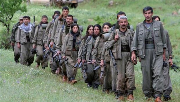 PKK members southern Turkey