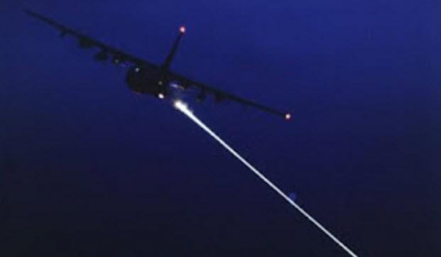 US Air Force Unveils Combat 'Laser Guns' On AC-130 Gunships